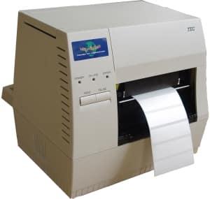 TOSHIBA TEC B 452 Barcode Printer